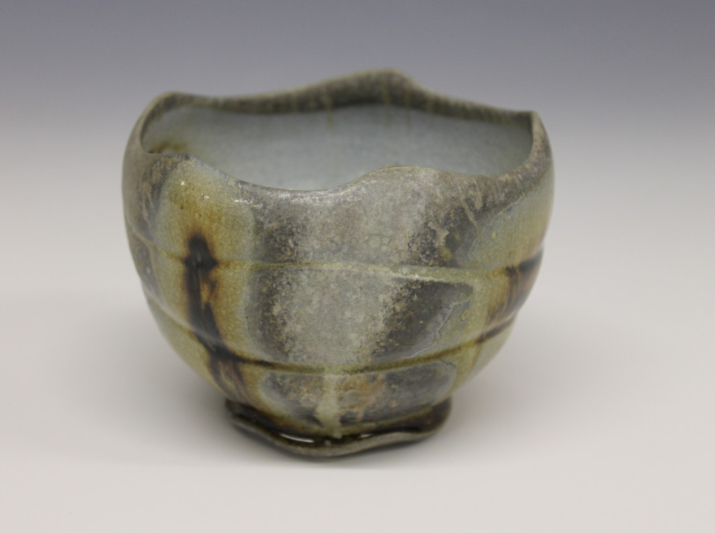 Wood Fired Tea Bowl - Picture