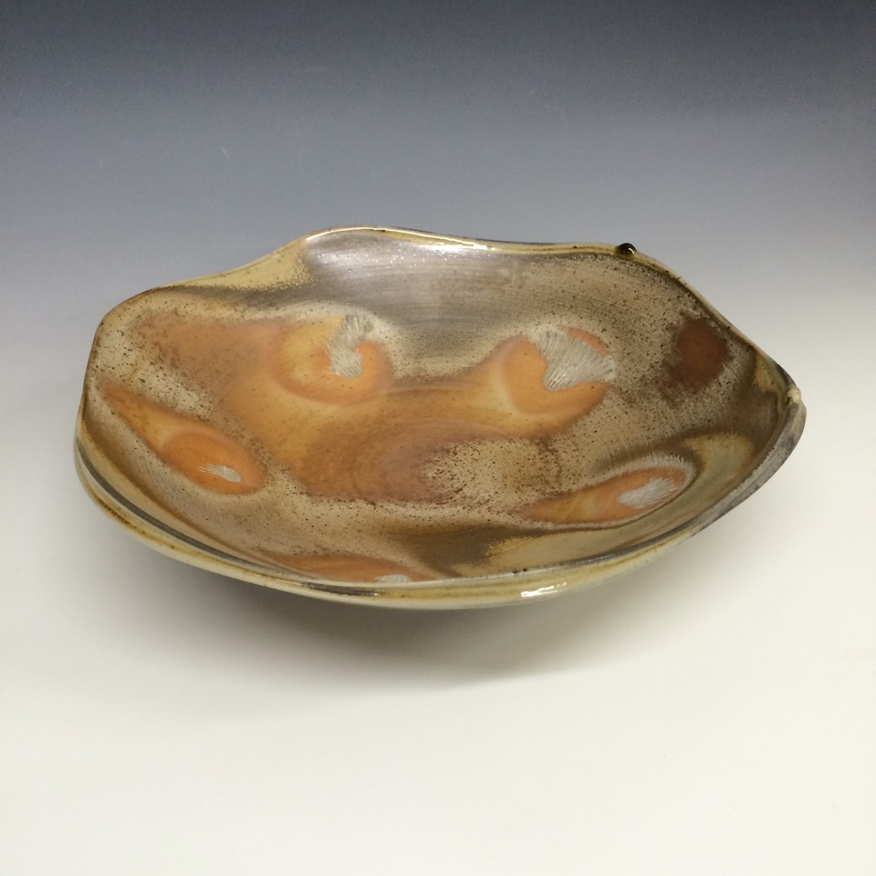 Wood Fired Serving Bowl